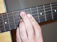 Guitar Chord A7b9 Voicing 5