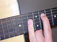 Guitar Chord Ab Voicing 5