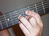 Guitar Chord Abdim7 Voicing 3