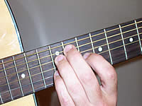 Guitar Chord Abdim7 Voicing 4