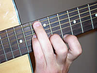 Guitar Chord Abdim7 Voicing 5