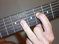 Guitar Chord Abmaj7 Voicing 3