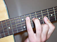 Guitar Chord Abmaj7 Voicing 4