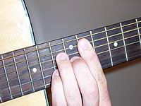 Guitar Chord Abmaj7 Voicing 5