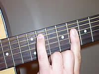 Guitar Chord Abmaj9 Voicing 3