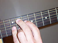 Guitar Chord Abmaj9 Voicing 4