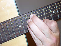 Guitar Chord Absus2 Voicing 5