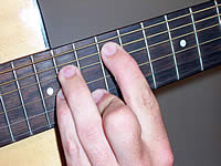 Guitar Chord Amb6 Voicing 5