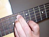Guitar Chord Asus2 Voicing 5
