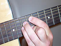 Guitar Chord B13 Voicing 5