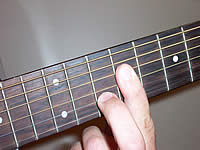 Guitar Chord B9sus4 Voicing 4