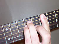 Guitar Chord B Voicing 3