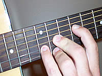 Guitar Chord B Voicing 4