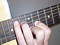 Guitar Chord B Voicing 5