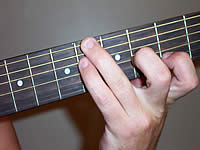 Guitar Chord Bb7b9 Voicing 2