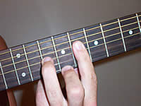 Guitar Chord Bbm6 Voicing 4