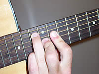 Guitar Chord Bbm6 Voicing 5