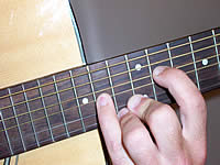 Guitar Chord Bbm9(maj7) Voicing 5