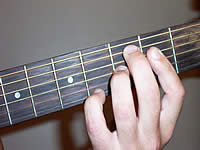 Guitar Chord Bbm9b5 Voicing 1