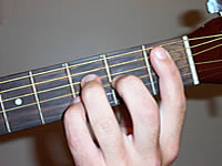 Guitar Chord Bbmaj7 Voicing 1
