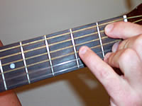 Guitar Chord Bbmaj9 Voicing 1
