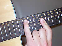 Guitar Chord Bbmaj9 Voicing 4