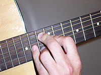 Guitar Chord Bbmaj9 Voicing 5