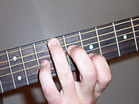Guitar Chord Bbmb6 Voicing 3
