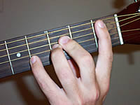 Guitar Chord Bbsus4 Voicing 1