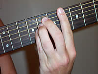 Guitar Chord Bbsus4 Voicing 3
