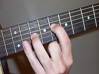 Guitar Chord Bbsus4 Voicing 4