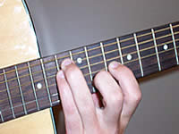 Guitar Chord Bbsus4 Voicing 5