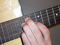 Guitar Chord Bdim7 Voicing 5
