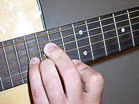 Guitar Chord Bdim Voicing 5