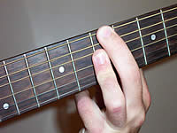 guitar chord bm7 b minor seventh at chord c