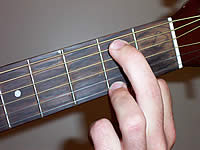 Guitar Chord Bmb6 Voicing 1