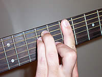 Guitar Chord Bmb6 Voicing 3