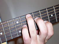 Guitar Chord Bmb6 Voicing 4