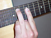 Guitar Chord Bmb6 Voicing 5