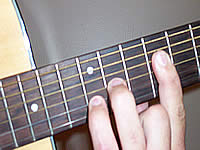Guitar Chord Bsus2 Voicing 3