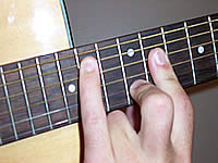 Guitar Chord Bsus2 Voicing 4