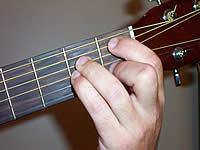 Guitar Chord C13 Voicing 1
