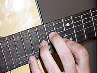 Guitar Chord C13 Voicing 5