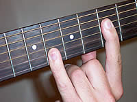Guitar Chord C5 Voicing 3