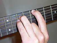 Guitar Chord C5 Voicing 4