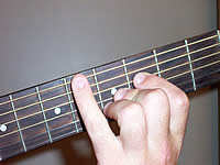 Guitar Chord C7#11 Voicing 3