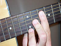 Guitar Chord C7#11 Voicing 5