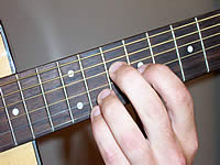 Guitar Chord C7#9 Voicing 4