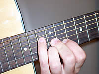 Guitar Chord C7#9 Voicing 5