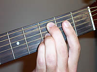 Guitar Chord C9b5 Voicing 1
